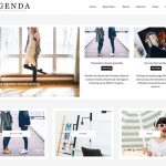 Legenda Blogger Template Documentation