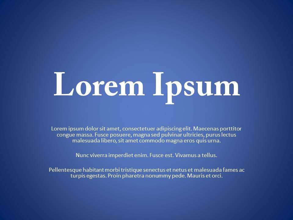 lorem ipsum basic design terms