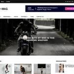 MeshMag Magazine Blogger Template Documentation