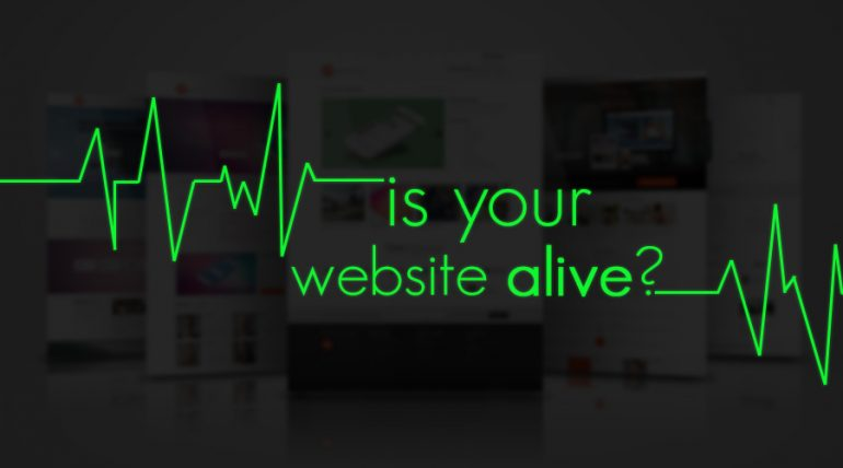 How To Keep Your Website Alive