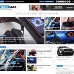 Techmax Technology Blogger Template Documentation