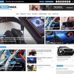 Techmax Technology Blogger Template Documentation