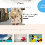 Charlotte Multipurpose Blogger Template Documentation