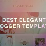 50+ Best Elegant Blogger Templates 2020