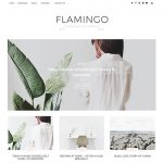 Flamingo Fashion Blogger Template Documentation