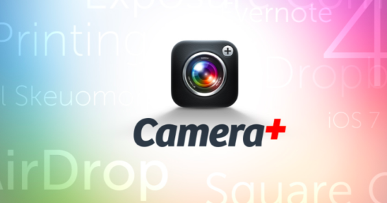 camera+ Best Photo Editing Apps