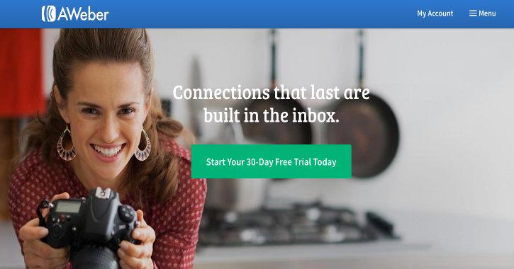 aweber email marketing company