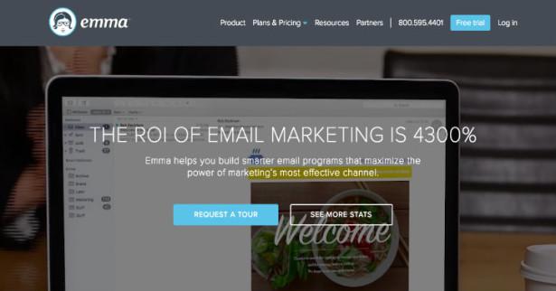 Emma email marketing company