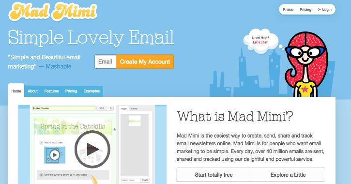 mad mimi email marketing company