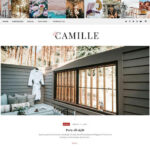 Camille Personal Blogger Theme Documentation